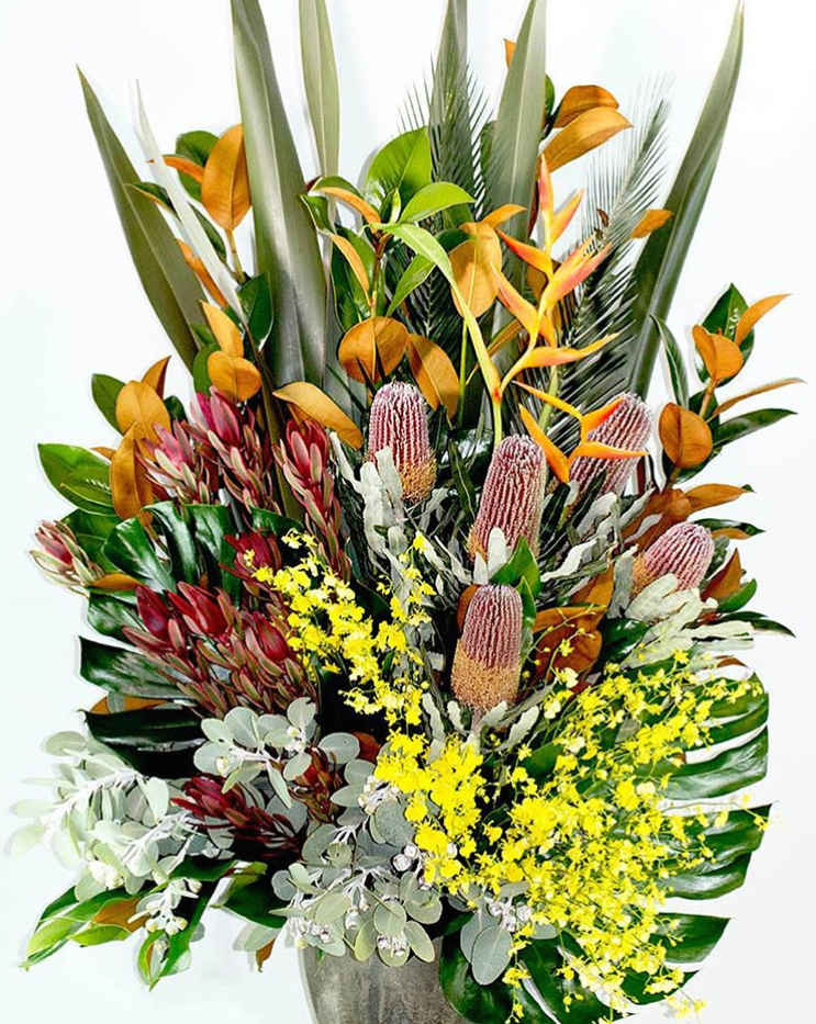 corporate flowers melbourne