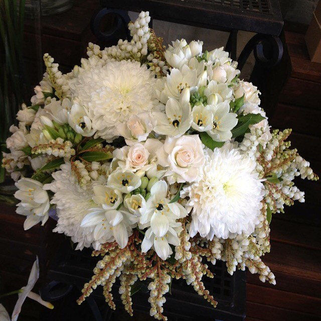 event florist melbourne